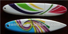 Xmas gift surf board snow board skateboard usb flash drive/pen drives usb stick for promotional gift memory
