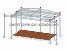 aluminum lighting stage concert truss for concert (aluminum 6061T6)