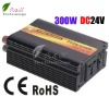 300W Pure sine wave inverter,DC24V to AC100~120V/220~240V,Solar power inverter,CE&ROHS Approved