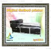Universal larger format Flatbed digital printers