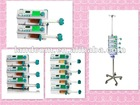 Stackable syringe pump with CE certificate