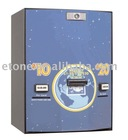 Wall mounted Button type phone Card vending machine