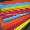 colorful and eco-friendly Polyethylene(PE) foam sheet