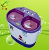 2.5kg mini Twin Tub washing machine small size