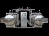 Automatic water immersion type sterilizer