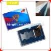 custom hard pvc credit card holder