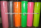 Heat transfer sportswear light fluorescent film