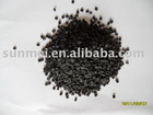 Black color of nylon 6 with 15% glass fiber reinforced plastic pellets