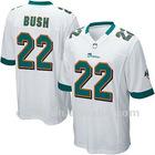 Youth #22 Reggie Bush Game White Jersey