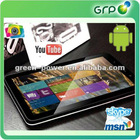 Super-Thin Android 4.0 10 inch MID Tablet, Wi-FI+External 3G