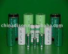 All types Ni-cd ni-mh li-ion rechargeable batteries cells