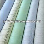 100%COTTON SHIRTING FABRIC 32x32/130x70 2/1 57/58'' WHITE,DYED
