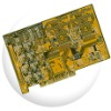 Yellow Solder Mask PCB/single-sided pcb/1 layer PCB