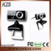 KZS097 web camera with 3 led