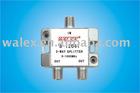 SPLITTER/CATV Splitter & Taps/ 2 way SPLITTER