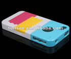 Hottest plastic hard case for iphone 4 4s