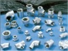 stainless steel pipe bathroom sanitary fittings