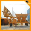 YHZS Series Used Mobile Concrete Batching Plants