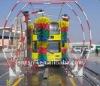 Transit Bus Wash Machine