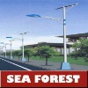 (New&Hot) Solar Steet Light 45w 6 hours 5 wet days DC light