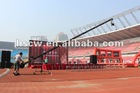 low price high quality 10 meters professional camera crane