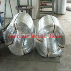hot dipped/electric galvanized binding wire(factory)
