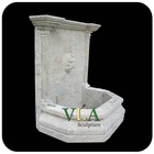 Antique Garden Wall Fountain VWF-180A