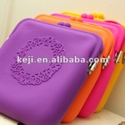 2012 fashion silicone gift handbag