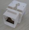 Cat5e UTP Keystone jack(connection module,las terminal block)