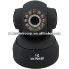 DB Power Night vision LED IR Webcam Wireless WiFi IP Camera