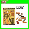Toys Tool Set 668C,imitated tool toy