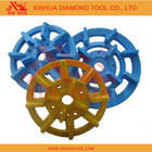 Metal Diamond Grinding Disc For Concrete,Granite,Marble