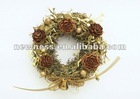 2012 christmas decorative wreath