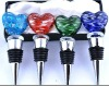 Heart wine stopper