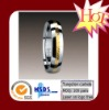 tungsten ring with gold Plating