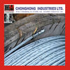 galvanized steel wire strand, stay wire and earth wire