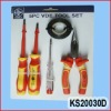 5PC VDE PLIER SET