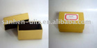 Leather Jewelry/Trinket Box, Available in Various Colors, Measures 3.2 x 1.8 x 1.2-inch