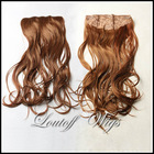 Loutoff synthetic hair pieces MOLLY-30H130