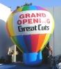 Inflatable ground ball /outdoor ground balloon/ advertising ground balloon