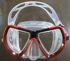 tempered glass children diving mask M8021