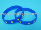 HOT SELL Christmas Gift Silicone Wristband,Silicone Bracelet