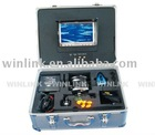 "7"" LCD Underwater Fishing Video Camera, CCTV Camera"