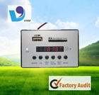 VTF-002C fm mp3 decoder board