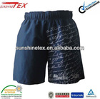 2012 fashion men's printed beach shorts