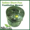 8 INCH INDUSTRIAL VENTILATING VENTILATION INLINE DUCT FAN