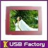 HOT! Fashionable high quality charming digital photo frame gift