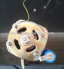 washing machine drying motor