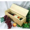 Wooden wine box WWB-01