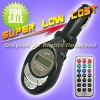 SUPER LOW COST ! FM Transmitter with remote controller
